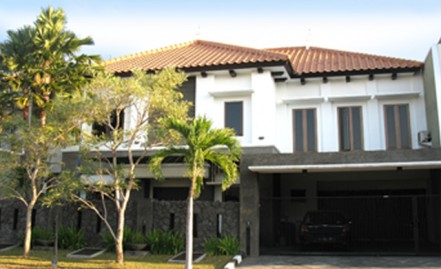 Architecture of Jemursari Residence, Surabaya