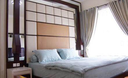 Master Bedroom Alam Sutra, Jakarta