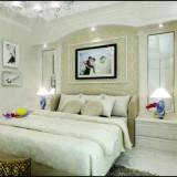 Interior Master Bedroom Margorejo, Surabaya
