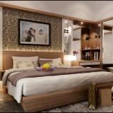 Interior Master Bedroom Bali
